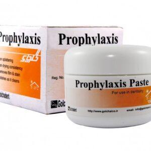 خمیر جرم گیری و پروفیلاکسی گلچای - Golchai Prophylaxis Paste در سپدنت