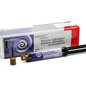 سمان رزینی دوال کیور پالپ دنت - PulpDent Resin Cement در سپدنت