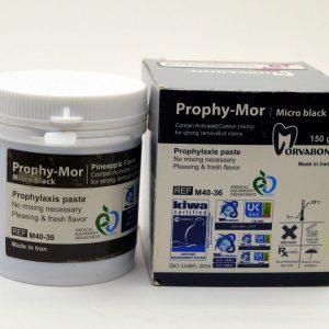 خمیر پروفیلاکسی پروفی مور مروابن - Morvabon Prophylaxis Paste در سپدنت
