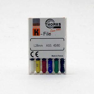 کا فایل دستی توماس - Thomas K File در سپدنت
