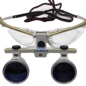 لوپ چشمی عینکی ZUMAX SLF