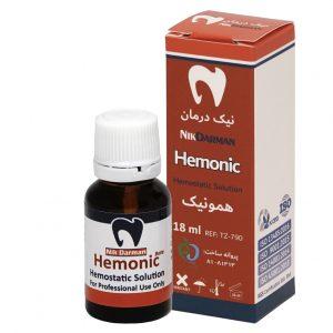 خونبند همونیک/ Hemonic 25% نیک درمان