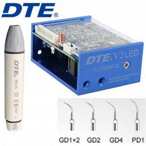 جرمگیر داخل یونیتی WOODPECKER مدل DTE V2 LED