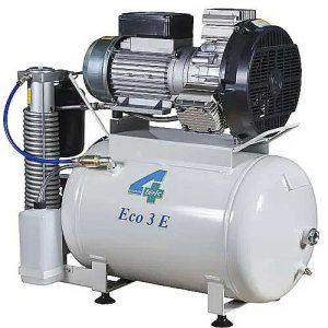 کمپرسور چهار یونیت همراه با درایر 4TEK مدل ECO3E