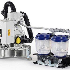 ساکشن مرکزی 7 تا 10 یونیت متاسیس ( metasys ) مدل Excom Smart Hybrid 5