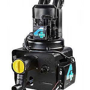 ساکشن مرکزی 3 یونیت 4TEK مدل RAIN1