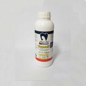محلول هیپوکلریت سدیم 1 لیتری نیک درمان - Nik Darman Hyponic 5.25% Mega در سپدنت