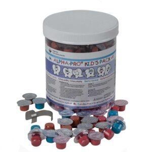 خمیر پروفیلاکسی سینگل دوز دنتال تکنولوژی ( Dental Technologies - Alpha-Pro Prophylaxis Paste)