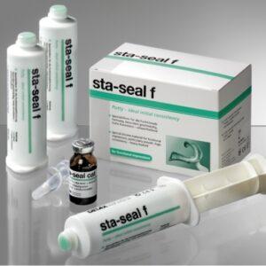 قالبگیری سیلیکون تراکمی برای بوردر مولد دیتاکس - DETAX sta-seal f در سپدنت