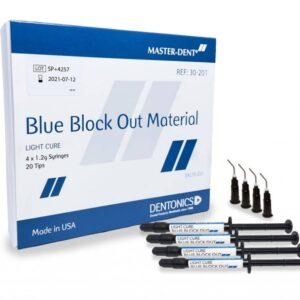 ژل محافظ لثه مستردنت - Master Dent Blue Block-Out در سپدنت