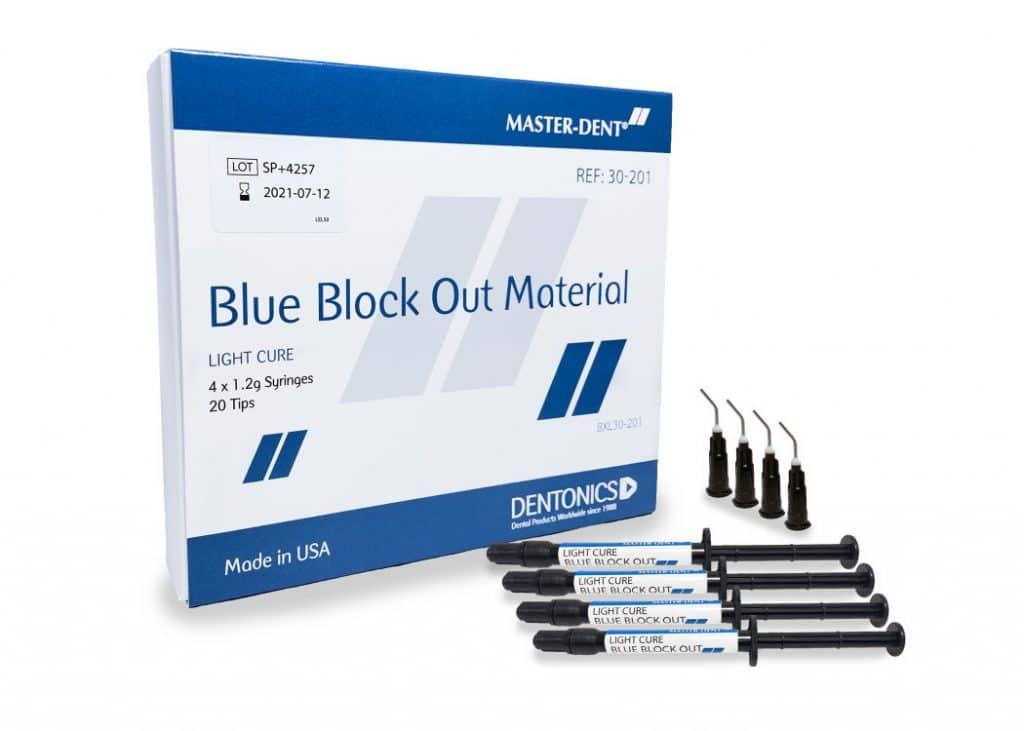 ژل محافظ لثه مستردنت (Master Dent - Blue Block-Out)