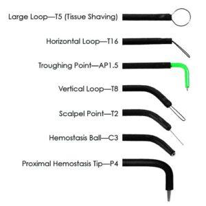 الکترودهای الکتروسرجری پارکل - Parkell Electrosurge Electrodes در سپدنت
