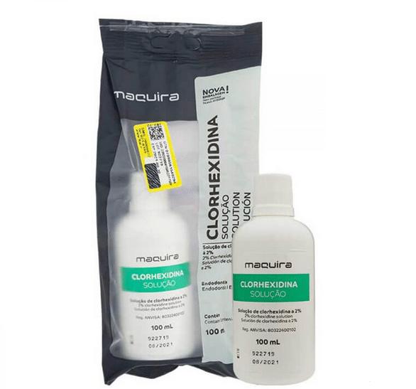محلول کلروهگزیدین 2 درصد - Chlorhexidine 2% Maquira