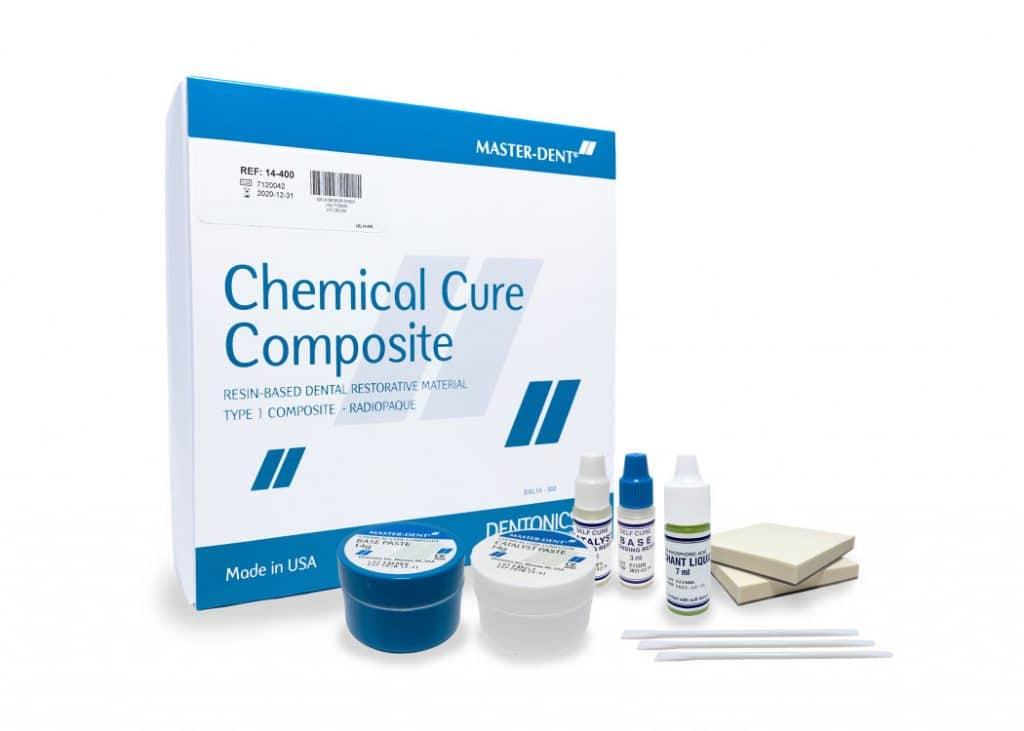 کامپوزیت سلف کیور مستردنت (Master Dent - Chemical Cure Composite)
