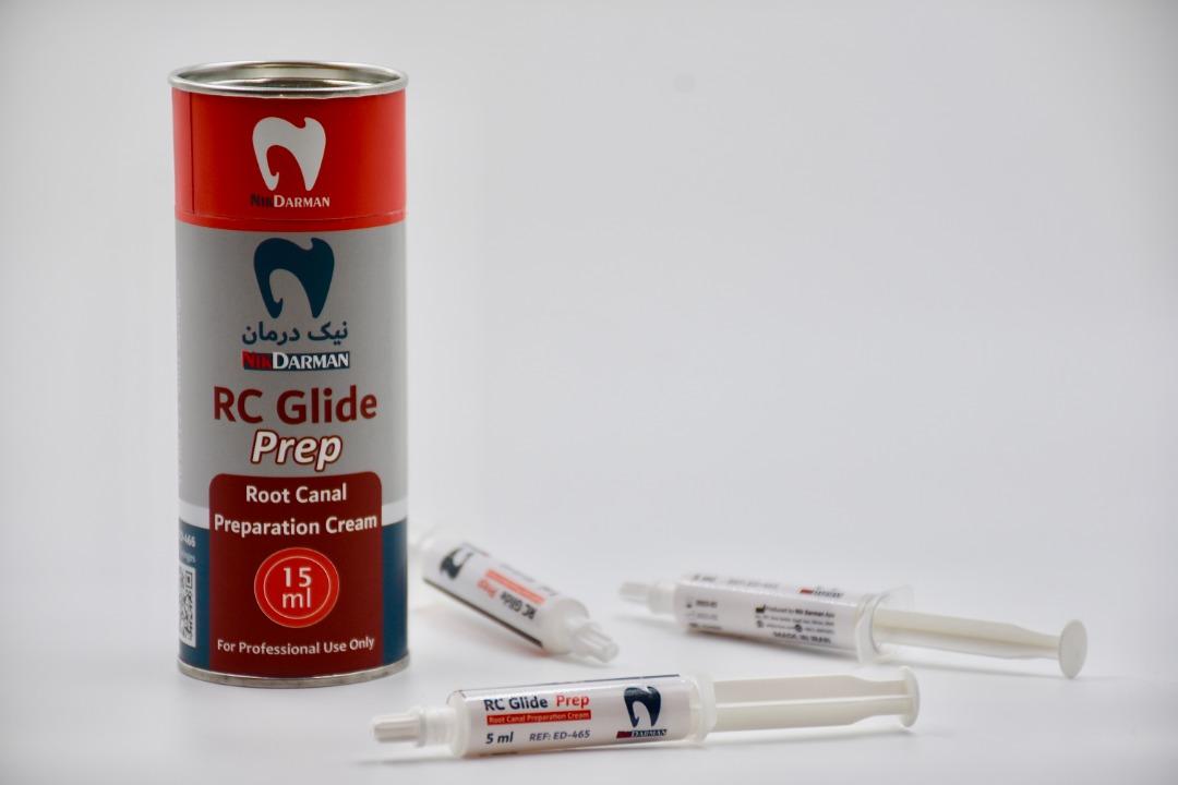 نرم کننده کانال سه سرنگه نیک درمان - Nik Darman RC Glide Prep 3syr در سپدنت