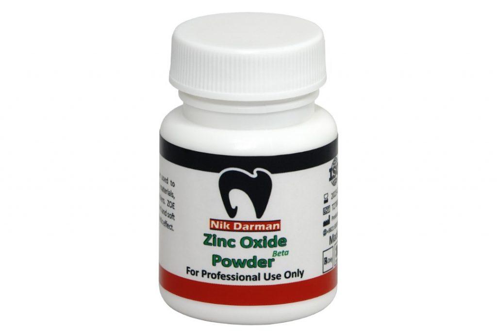 پودر زینک اکساید نیک درمان - Nik Darman Zinc Oxide Powder در سپدنت