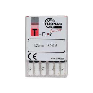 کا فایل دستی منعطف توماس - Thomas T-Flex File در سپدنت