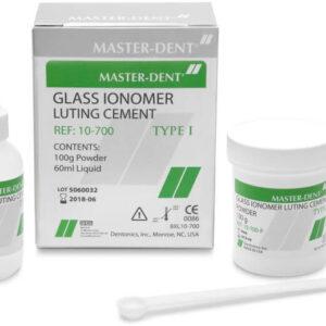 گلاس آينومر لوتينگ سلف کيور 100گرمی - Master Dent GlassIonomer Luting در سپدنت