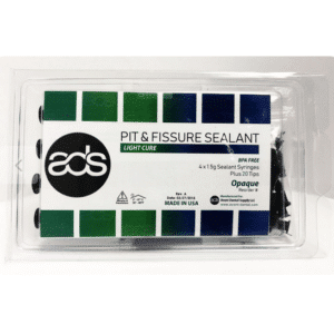 کیت فیشور سیلنت لایت کیور ای دی اس-Pit & Fissure Sealant Kit ADS